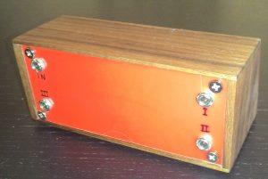 Audio Selector - Back