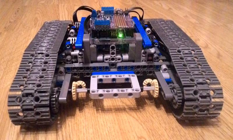 Arduino lego pf motors klarsen