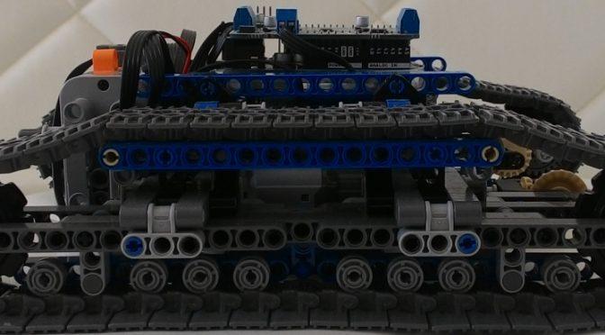Arduino Lego Robot – Update 1